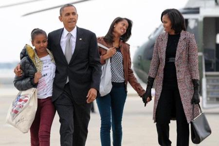 Nguyên tắc vàng nuôi dạy con khiến cựu Tổng thống Mỹ Barack Obama trở thành ông bố quốc dân - Ảnh 2.
