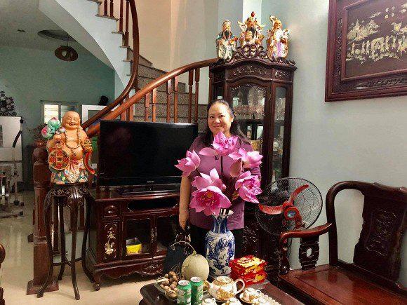Khám phá nhà của gia đình vợ cũ Thành Trung tại Hà Nội - Ảnh 2.