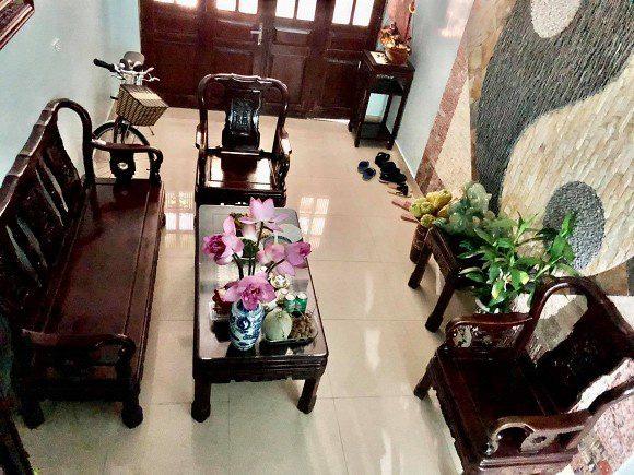 Khám phá nhà của gia đình vợ cũ Thành Trung tại Hà Nội - Ảnh 3.