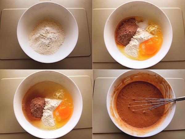 Không cần lò nướng bạn vẫn có được món bánh cuộn ngon tuyệt đỉnh cho bữa sáng - Ảnh 1.