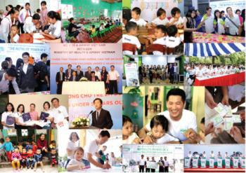Amway Việt Nam: Nhất quán với triết lý kinh doanh để phát triển bền vững - Ảnh 1.