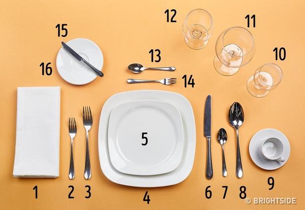 Thực khách cho con đi vệ sinh vào bát ăn của nhà hàng và những nguyên tắc ăn uống lịch sự ở nhà hàng ai cũng nên biết - Ảnh 3.