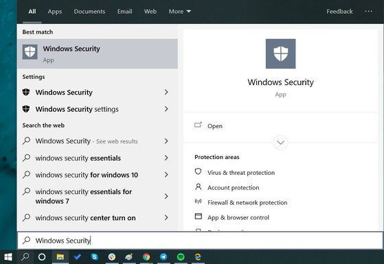 Cách bật tính năng chống mã độc tống tiền trên Windows - Ảnh 1.