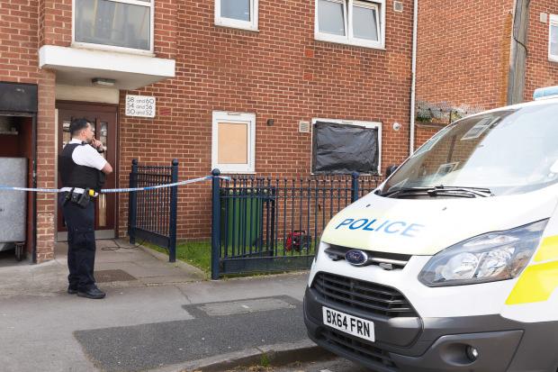 Thợ sửa điện đến nhà thấy người đàn ông xịt khử mùi xung quanh tủ lạnh liên tục, cảnh sát vào cuộc mới phát hiện tội ác bên trong - Ảnh 5.