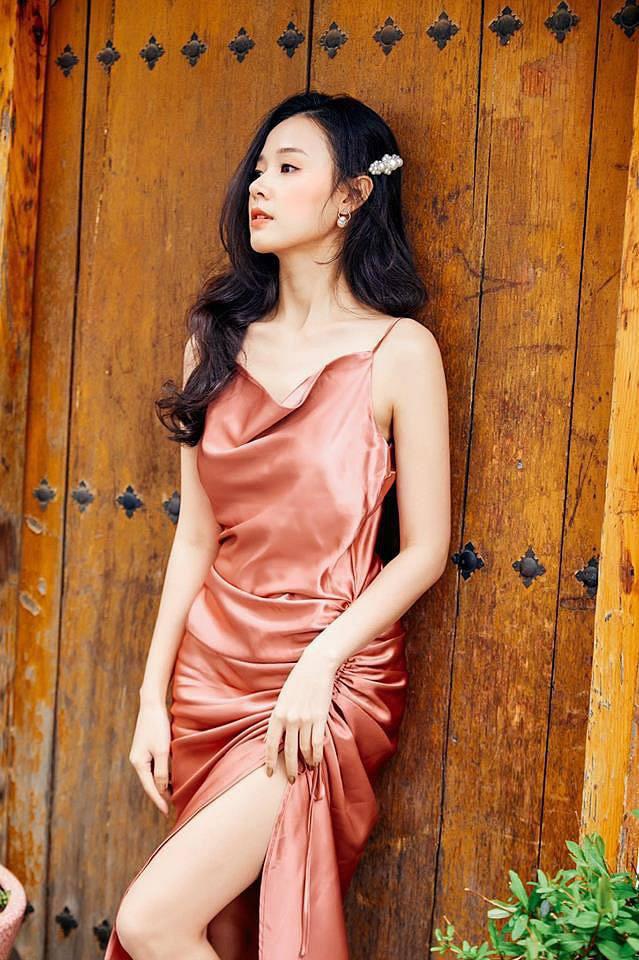 Sao Việt hack dáng đỉnh cao với mẫu váy rút dây - Ảnh 7.