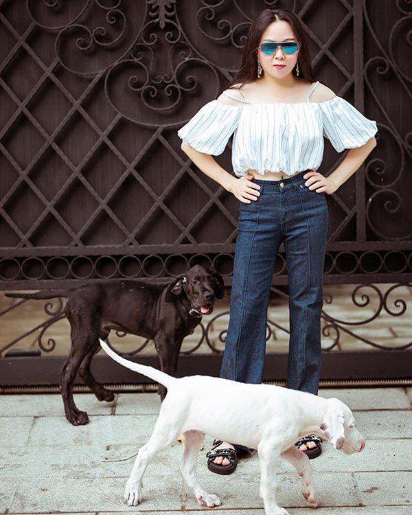 Bất chấp thân hình mũm mĩm, Phượng Chanel vẫn đam mê diện áo bẹt vai, hoá ra là có chiêu - Ảnh 12.