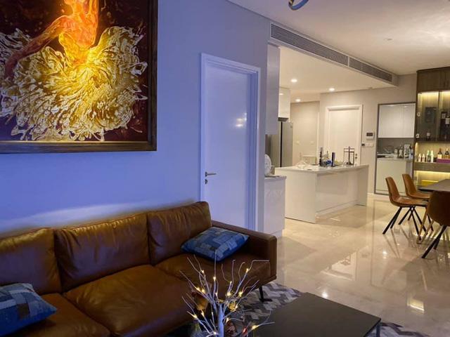 Căn hộ mới tậu của ca sĩ Lê Hiếu sang chảnh như khách sạn năm sao - Ảnh 4.
