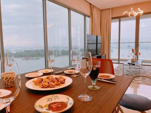 Căn hộ mới tậu của ca sĩ Lê Hiếu sang chảnh như khách sạn năm sao - Ảnh 5.