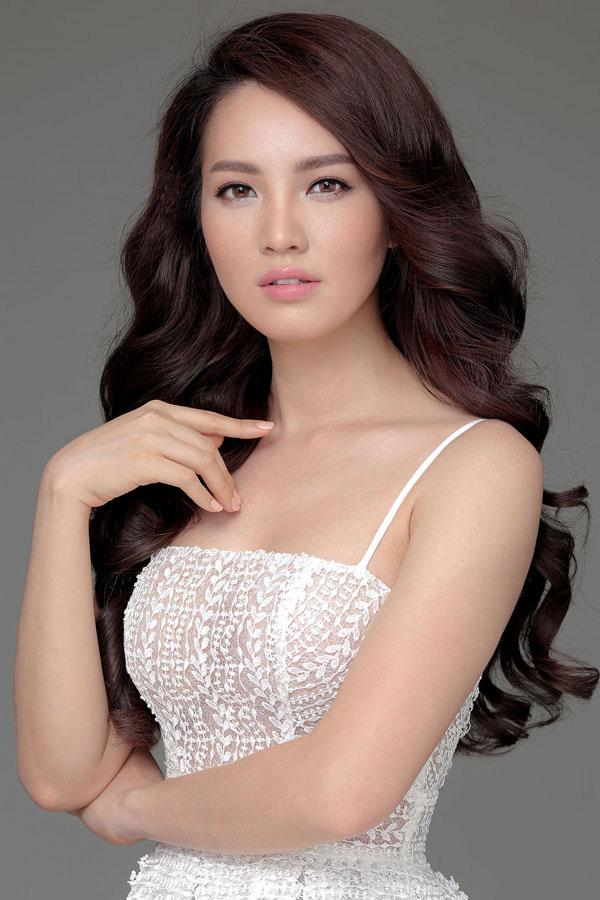 Nhan sắc rực rỡ của 3 nữ giám khảo Hoa hậu Việt Nam 2020 - Ảnh 10.