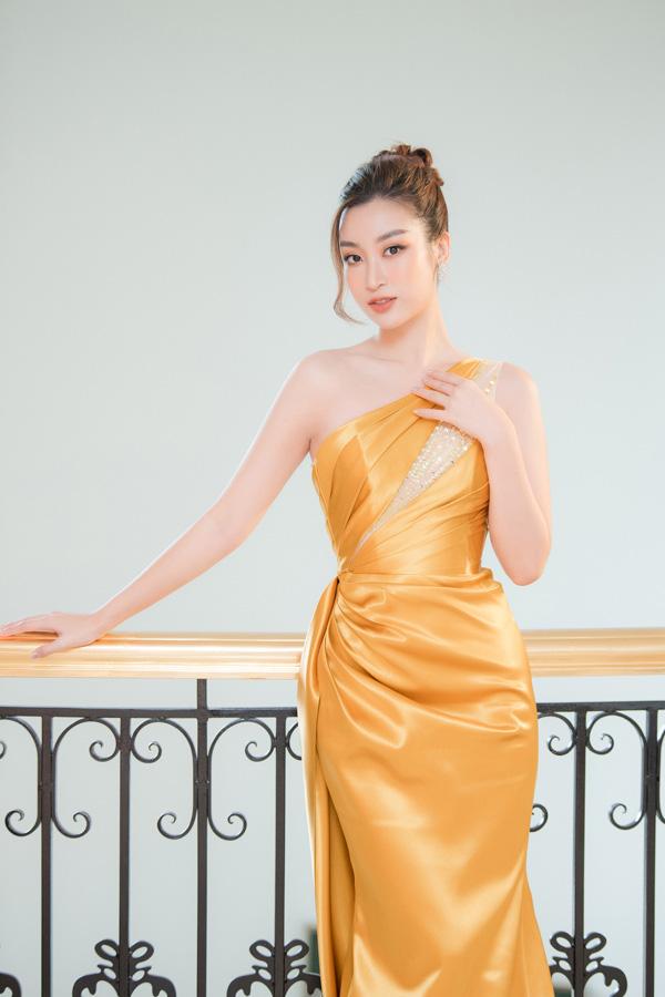 Nhan sắc rực rỡ của 3 nữ giám khảo Hoa hậu Việt Nam 2020 - Ảnh 5.
