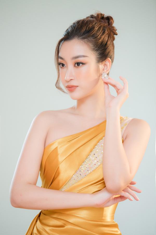 Nhan sắc rực rỡ của 3 nữ giám khảo Hoa hậu Việt Nam 2020 - Ảnh 6.