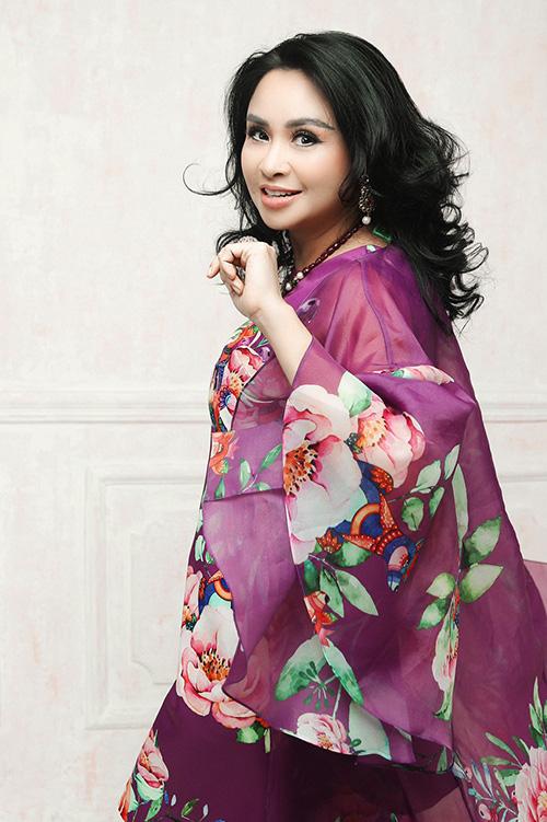 Nhan sắc tuổi ngũ tuần của ca sĩ Thanh Lam - Ảnh 6.
