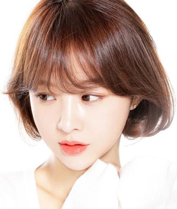 25 Kiểu tóc ngắn cho mặt dài đẹp trẻ trung dẫn đầu xu hướng 2020 - Ảnh 11.