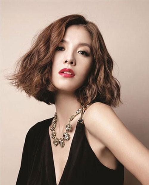 25 Kiểu tóc ngắn cho mặt dài đẹp trẻ trung dẫn đầu xu hướng 2020 - Ảnh 21.