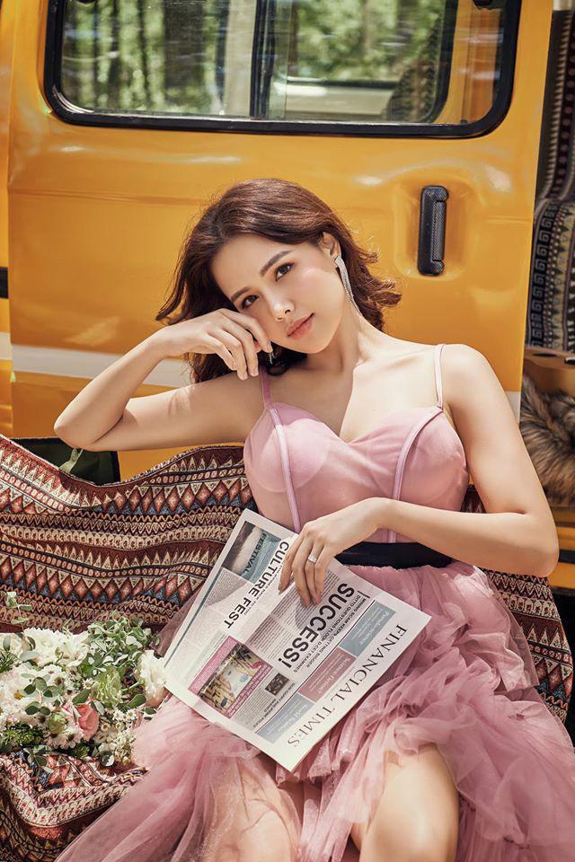 Dấu ấn của Bảo Thanh, Phương Oanh trước khi dừng đóng phim - Ảnh 9.