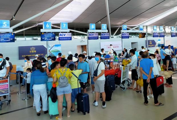Miễn phí thay đổi chuyến bay, giờ bay, hành trình mọi chuyến bay nội địa - Ảnh 2.