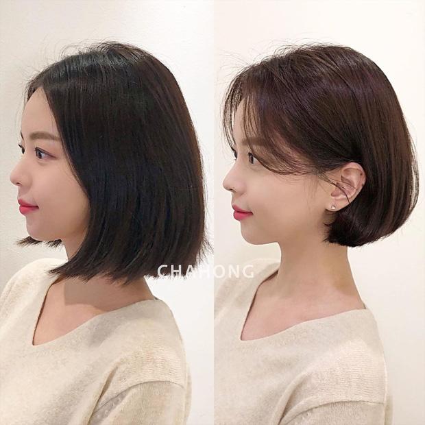 """Để kiểu tóc mái cong chữ S thì mặt nào cũng được """"nịnh"""", """"biến hình xinh lên trông thấy - Ảnh 11."""