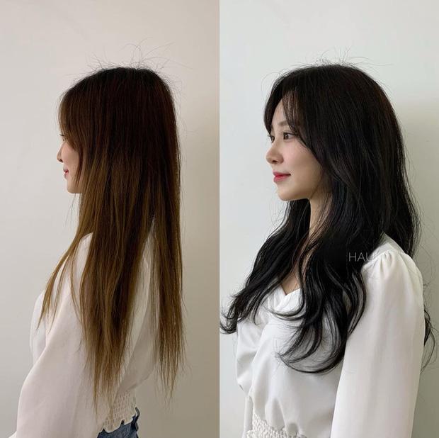 """Để kiểu tóc mái cong chữ S thì mặt nào cũng được """"nịnh"""", """"biến hình xinh lên trông thấy - Ảnh 6."""