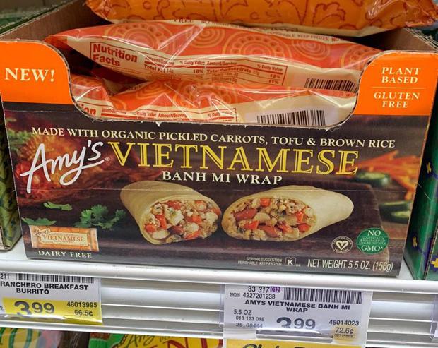 Bánh mì Việt Nam được bán tại Nhật với giá gần 80.000 đồng - Ảnh 3.