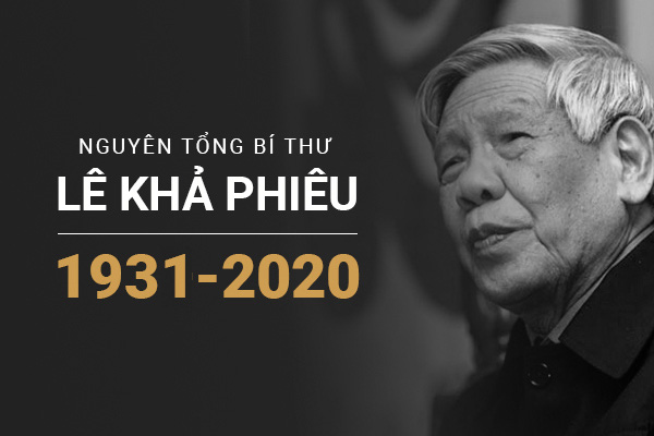 Quốc tang nguyên Tổng Bí thư Lê Khả Phiêu trong 2 ngày - Ảnh 2.