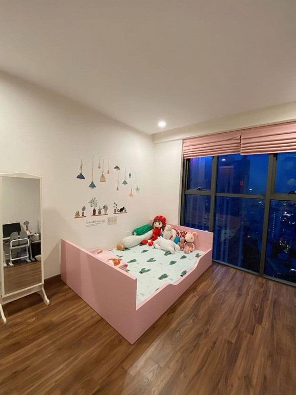 Chuyển sang căn hộ mới rộng rãi hơn, chị Mận trong Cô gái nhà người ta gây choáng với phòng chứa đồ như shop thời trang - Ảnh 7.