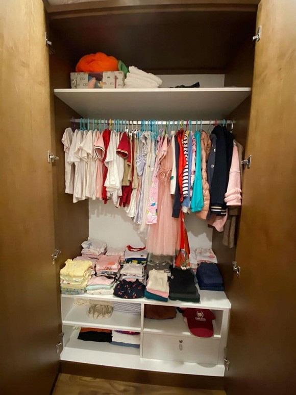 Chuyển sang căn hộ mới rộng rãi hơn, chị Mận trong Cô gái nhà người ta gây choáng với phòng chứa đồ như shop thời trang - Ảnh 9.