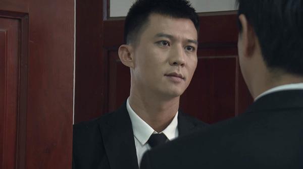 Vợ trẻ tâm lý của Hà Việt Dũng - thẩm phán Cường trong Lựa chọn số phận - Ảnh 2.