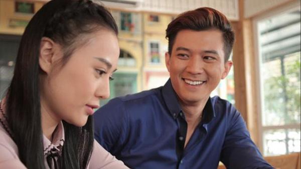 Vợ trẻ tâm lý của Hà Việt Dũng - thẩm phán Cường trong Lựa chọn số phận - Ảnh 3.