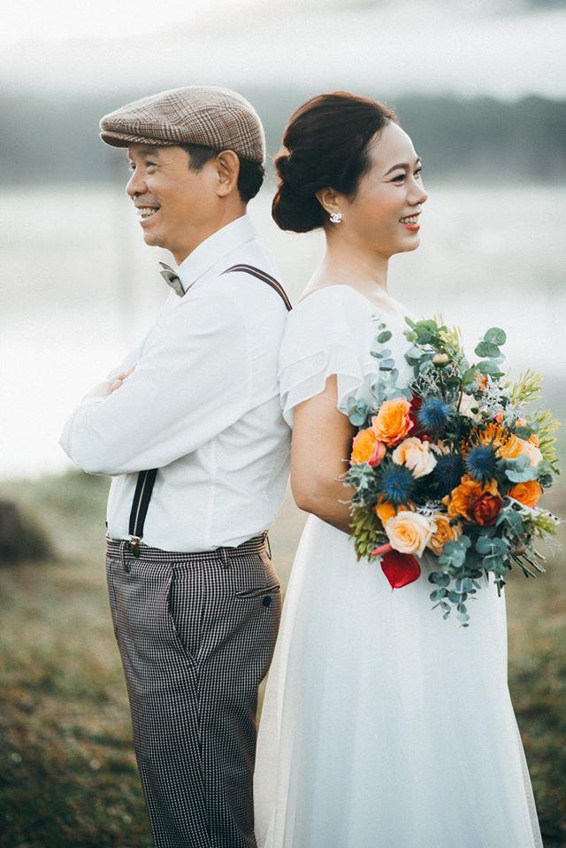 Bộ ảnh cực đặc biệt của cặp đôi U60: Những khoảnh khắc đánh liều ở Đà Lạt và nguyên tắc vàng làm nên cuộc hôn nhân hơn 2 thập kỷ - Ảnh 4.