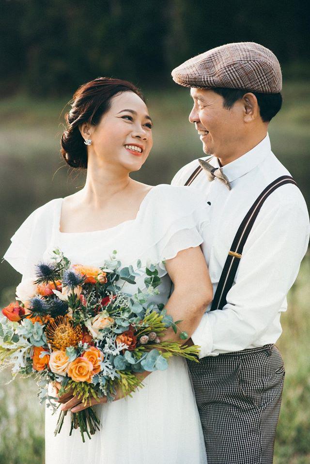 Bộ ảnh cực đặc biệt của cặp đôi U60: Những khoảnh khắc đánh liều ở Đà Lạt và nguyên tắc vàng làm nên cuộc hôn nhân hơn 2 thập kỷ - Ảnh 8.
