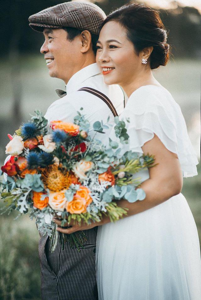 Bộ ảnh cực đặc biệt của cặp đôi U60: Những khoảnh khắc đánh liều ở Đà Lạt và nguyên tắc vàng làm nên cuộc hôn nhân hơn 2 thập kỷ - Ảnh 10.