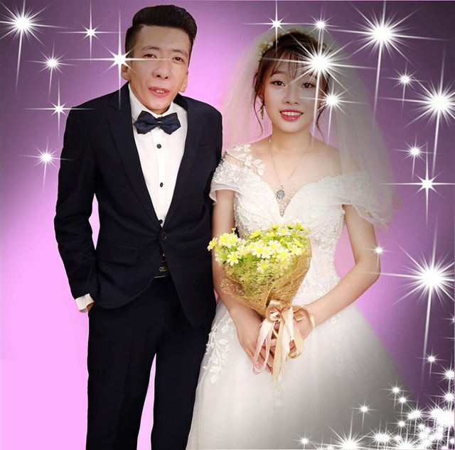 Đám cưới cổ tích ở Hà Giang: Cô gái xinh đẹp lấy chàng trai 1,30 m - Ảnh 3.
