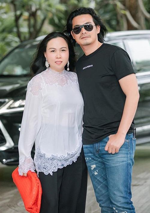 Bật mí vợ doanh nhân giàu có hơn 7 tuổi của Quách Ngọc Ngoan - Ảnh 3.