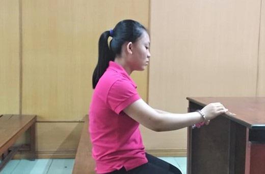 Cô gái đâm chết người yêu trong nhà trọ lĩnh 16 năm tù - Ảnh 1.