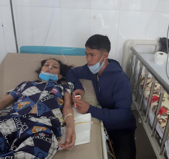 Vừa mất con, sản phụ người Thái lại đánh đu với sự sống khi phát hiện lao phổi nặng - Ảnh 1.