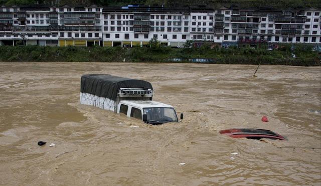 Tin Lũ Lụt Mới Nhất ở Trung Quốc Diễn Biến Xấu Mưa Lớn Chuyển Hướng Sang Miền Tay