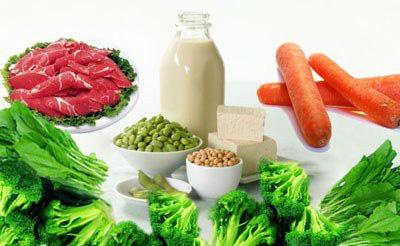 Nguyên tắc dinh dưỡng cho người hiếm muộn - Ảnh 1.