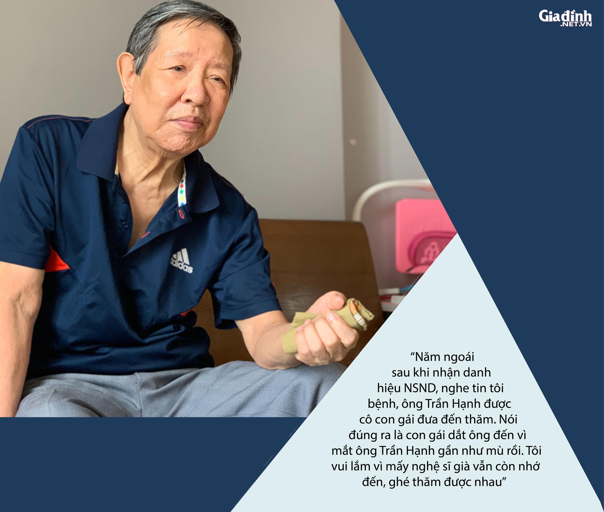 """Cuộc sống không lương hưu của hai vợ chồng """"Trọc phú Lý Hào"""" Tạ Am ở tuổi 75 - Ảnh 2."""