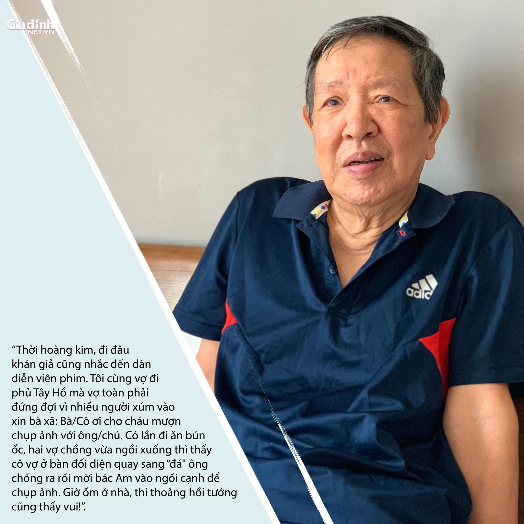 """Cuộc sống không lương hưu của hai vợ chồng """"Trọc phú Lý Hào"""" Tạ Am ở tuổi 75 - Ảnh 9."""