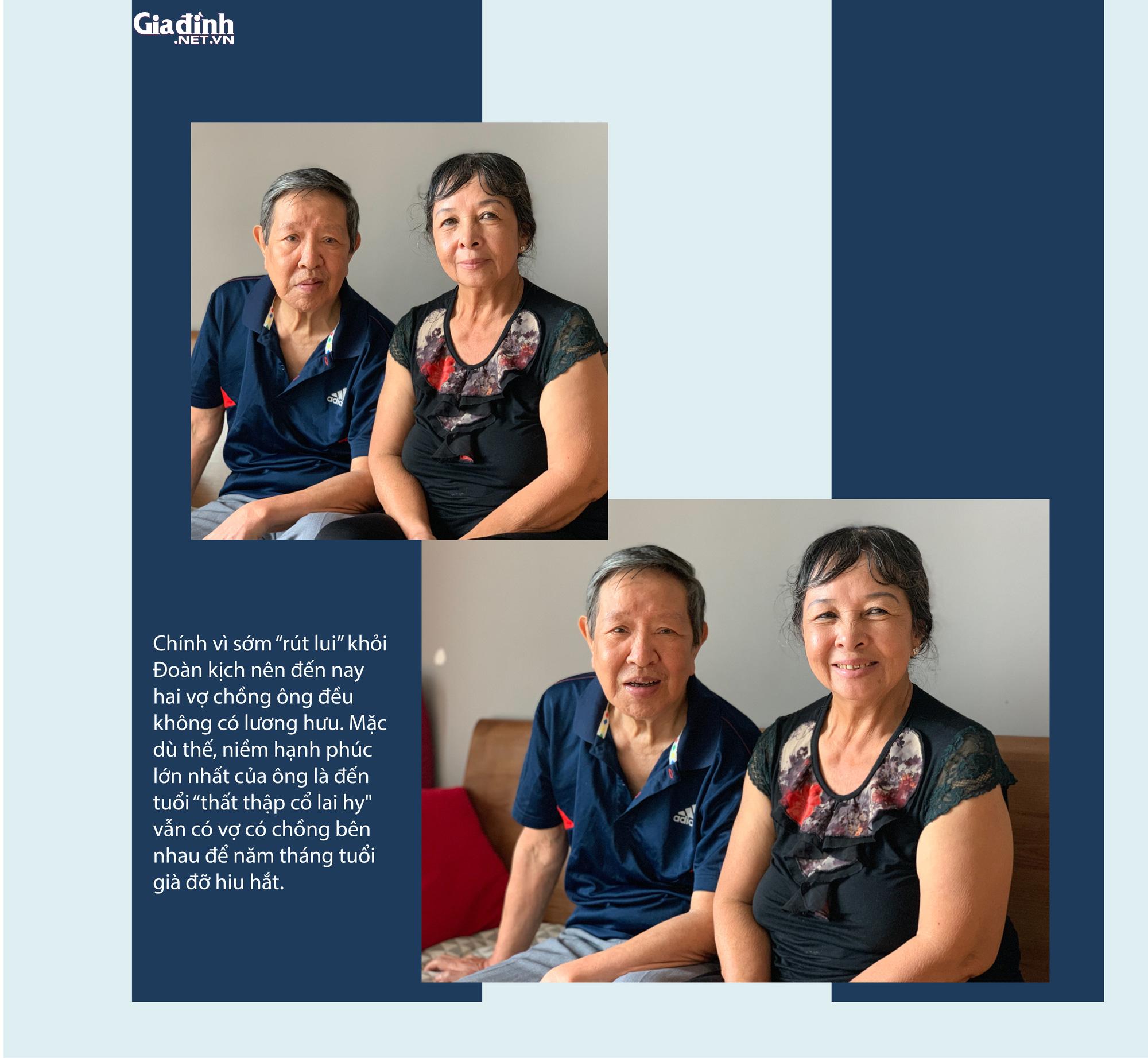 """Cuộc sống không lương hưu của hai vợ chồng """"Trọc phú Lý Hào"""" Tạ Am ở tuổi 75 - Ảnh 11."""