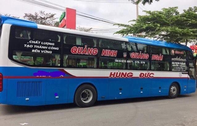 Thanh Hóa thông báo khẩn tìm người đi cùng xe khách với BN556 - Ảnh 2.