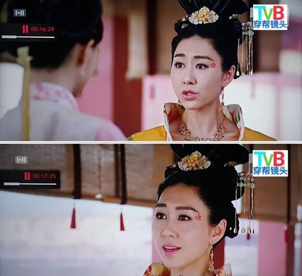 Sạn hài hước trong phim TVB - Ảnh 14.