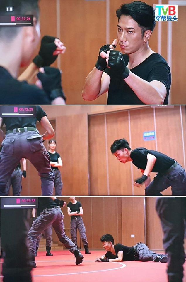 Sạn hài hước trong phim TVB - Ảnh 15.