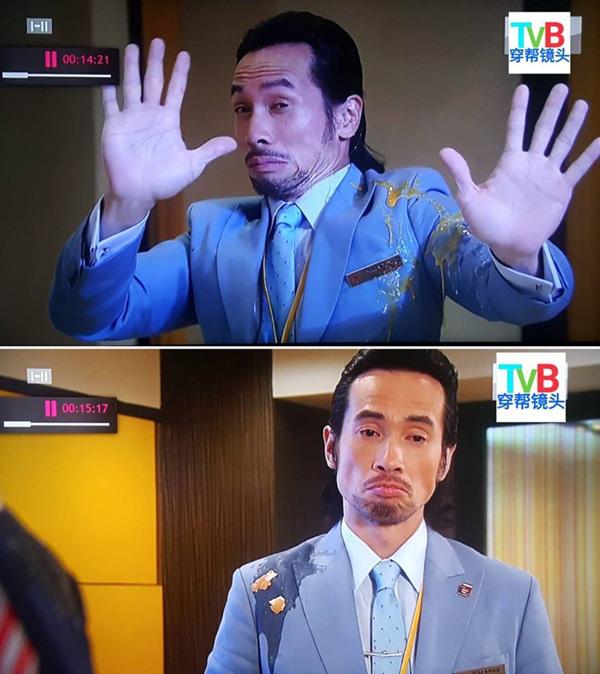 Sạn hài hước trong phim TVB - Ảnh 3.