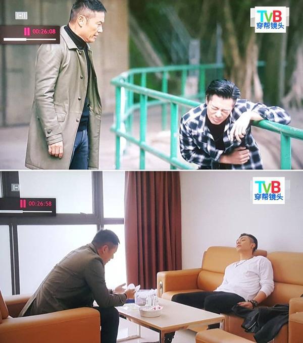 Sạn hài hước trong phim TVB - Ảnh 7.