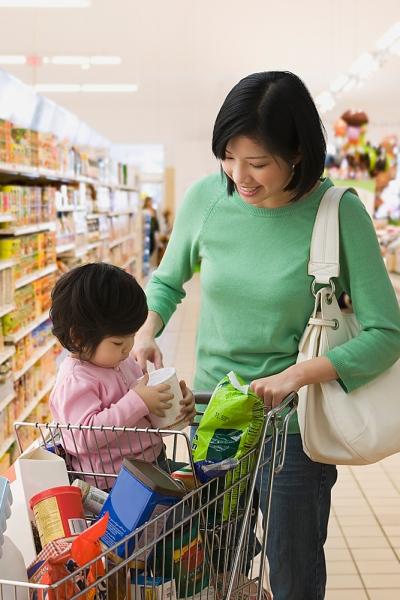 Mẹ Nhật cho con đi siêu thị, đứa trẻ không bao giờ đòi hỏi, mẹ Việt biết sẽ khâm phục - Ảnh 4.
