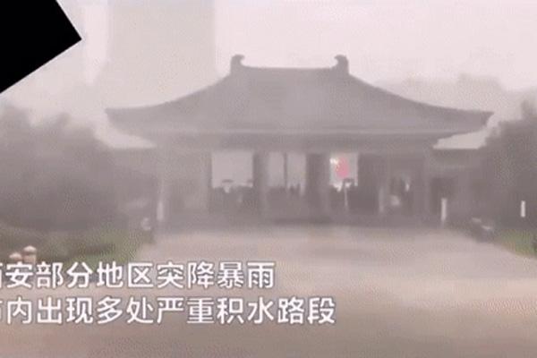 Tin Lũ Lụt Mới Nhất ở Trung Quốc Cố đo Hơn 3 000 Nghin Năm Tuổi Bị Tan Pha Khốc Liệt Trong Biển Nước