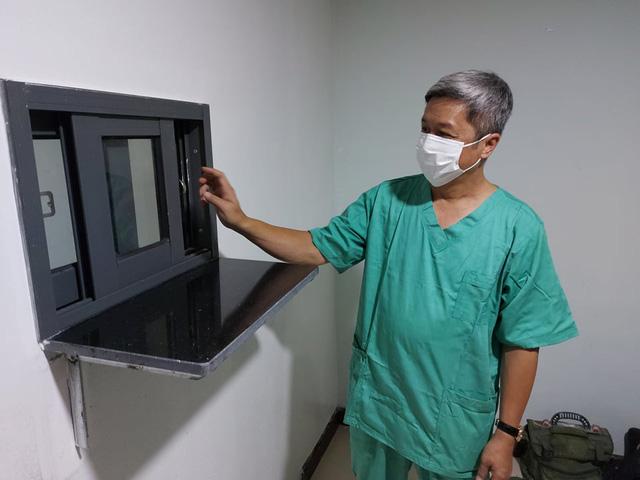 Hết sức lưu ý công tác khử khuẩn tại bệnh viện điều trị bệnh nhân nặng - Ảnh 2.