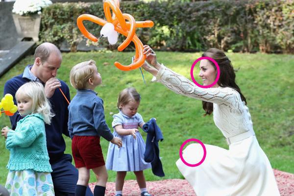 Sẵn sàng ngồi xuống đòi một đứa trẻ trả đồ chơi cho con và cách dạy con đáng nể của công nương Kate Middleton - Ảnh 1.