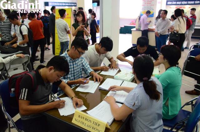 Quảng Nam: Giải quyết chế độ Bảo hiểm thất nghiệp cho gần 12.000 trường hợp và tư vấn, giới thiệu việc làm cho hơn 31.000 lượt người trong nửa đầu năm 2020 - Ảnh 1.